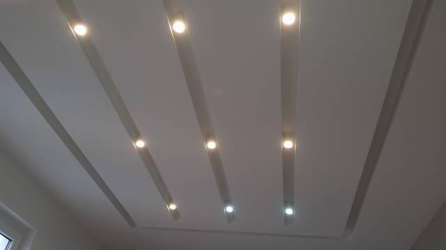 oświetlenie gk gips